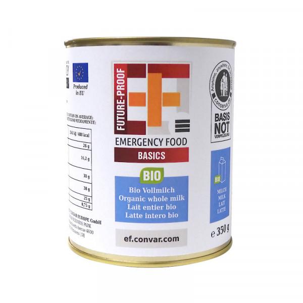 EF Bio Vollmilchpulver = 3 Liter